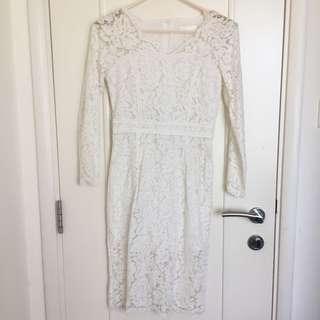 NEW* cocktail dress/ wedding dress/ lace dress