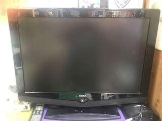 Akira lcd 20 inch tv