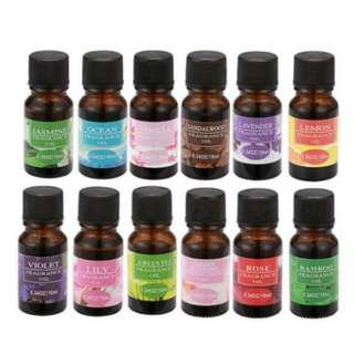 10ml Fragrance / Scented Oil for Candle Making NOT for use with SKIN.