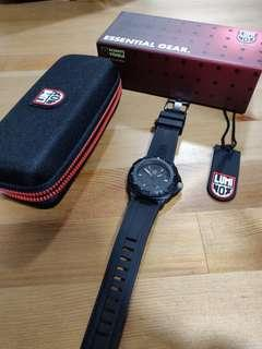 Luminox Land Sentry Watch 0201.BO black out