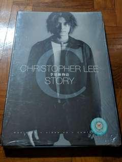 Christopher Lee story album