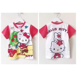 *NEW* Hello Kitty tee size 4