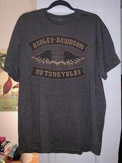 Harley Davidson vintage baggy tshirt