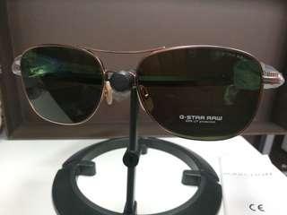Authentic G-STAR Brand New Metal Alcatraz Sunglasses