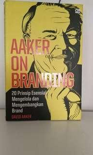 Buku branding by aaker