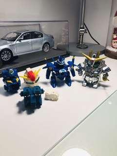 Gundam Figurine Miniature