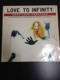 Love To Infinity LP