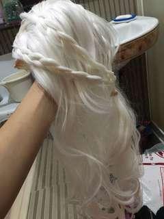 Baby Daenerys' Wig