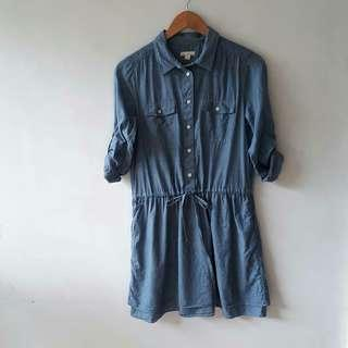 Gap Soft Blue dress