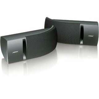 Speaker BOSE 161 Stereo - Hitam