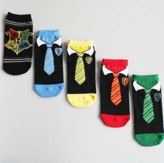 ICONIC Unisex Ankle Harry Potter Socks
