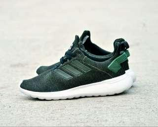 Adidas lyte racer byd (BNWB) Colour: green army . Type : Casual . Size : 39-44