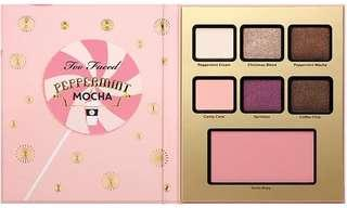 NOVEMBER SALE! Too Faced Peppermint Mocha Palette