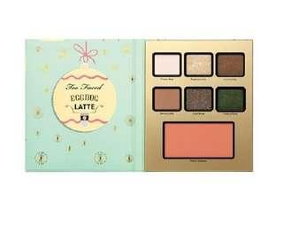 NOVEMBER SALE! Too Faced Eggnog Latte palette