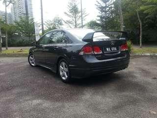 Honda civic..fd 1.8a