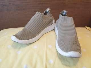 Green Slip On Sneakers #BFfashion