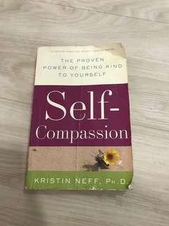 "Used ""Self-Compassion"" Book by Kristin Neff The Proven Power of being Kind to yourself. A transformative read."