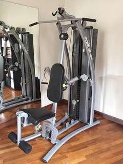 Horizon Fitness Torus 408