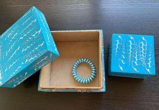 🚚 貝殼紋收納盒子-二入