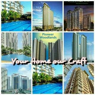 Condo for Sale Mentro Manila 5-15%Promo rush Movein.