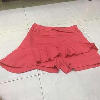 Zara skirts with pants