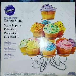 Wilton Dessert Stand (Cupcakes-N-More)