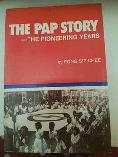 #HM3 - The PAP story - The pioneering years
