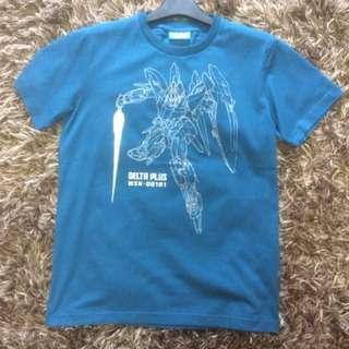 Original Gundam Delta Plus T Shirt