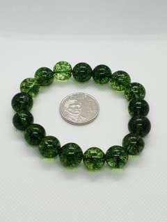 Emerald Bracelet gem grade  SALE