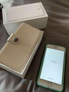 IPhone 6 128GB in silver