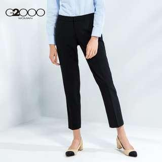 🚚 G2000 Office Black Long pants