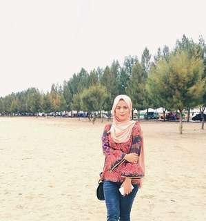 Batik Marissa Top #everything18