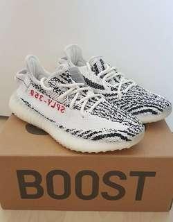 [PO] Yeezy Boost 350 Zebra