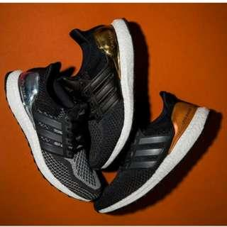 💥PO💥 Adidas Ultra Boost 2.0 Olympic Medal Pack Gold Silver Bronze