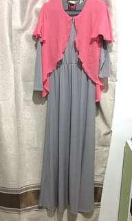 Dress calaqisya