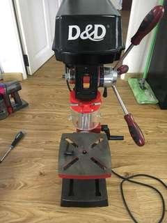 Drill Press with bench stand