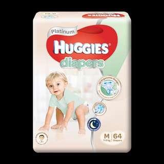 Huggies Diapers M/XL