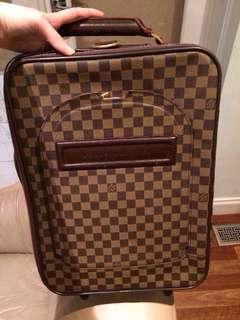 Authentic Vintage Louis Vuitton Suitcase (carry on size)