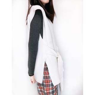 韓國單百搭針織背心