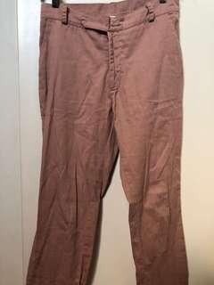 Skin and threads pants