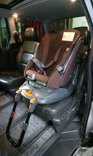APRICA BETTINO 平躺型汽車安全座椅