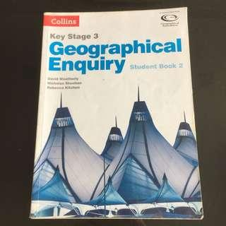 Geographical enquiry Key Stage 3