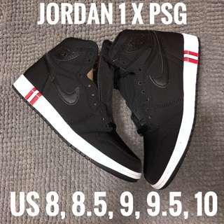 Jordan 1 x PSG