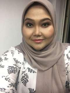 Makeup Service RM50 only