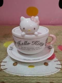 Kitty mini ceramic cup