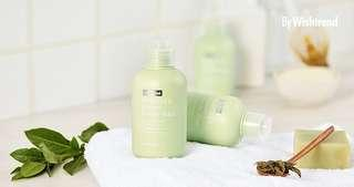 READY STOCKS | By Wishtrend Green Tea & Enzyme Powder Wash