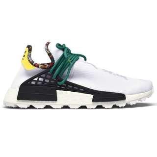 💯[PREORDER] Adidas NMD Hu Pharrell Inspiration Pack White