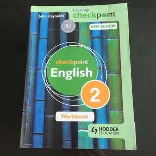 Cambridge checkpoint english 2 workbook (HODDER EDITION)