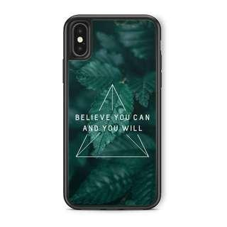 Believe You can and you will inspirational Phone Case