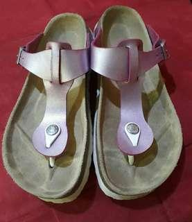 Repriced!Authentic Betula Metallic Pink by Birkenstock-Size 37